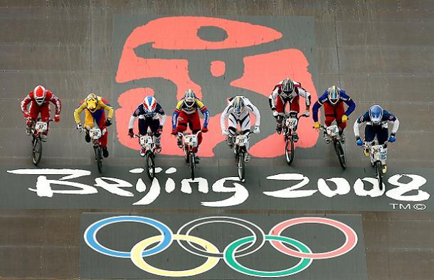 2008 BMX Olympics Information