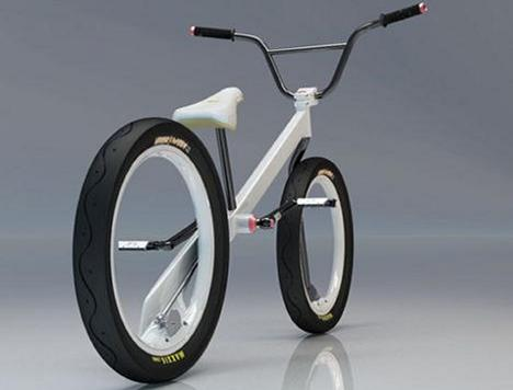 Chain Pictures Free Chain-free Bmx Concept