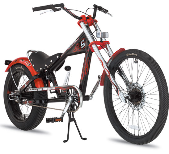 Schwinn Sting-Ray Bicycle Information